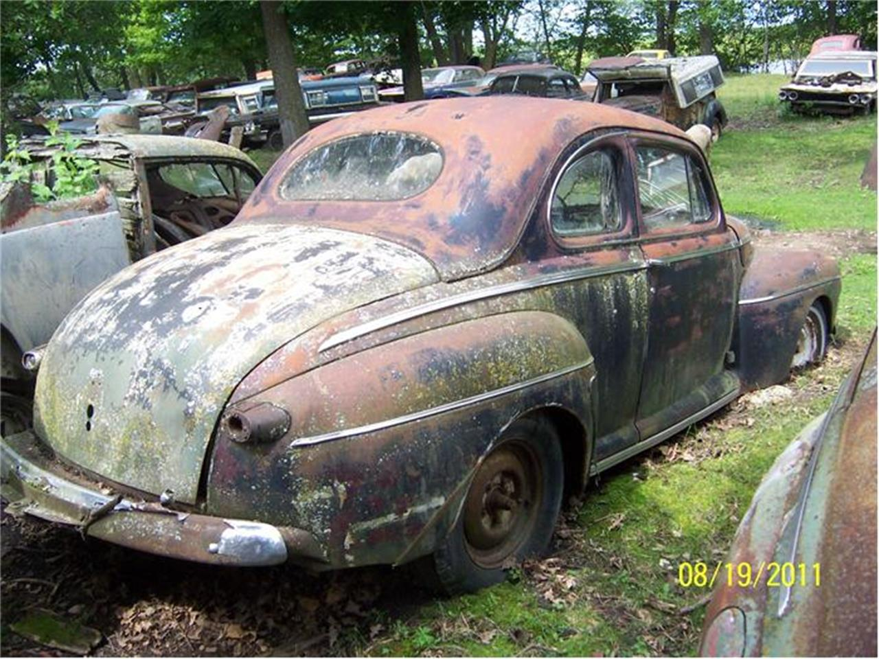 1946 Ford 2-Dr Coupe (CC-36969) for sale in Parkers Prairie, Minnesota