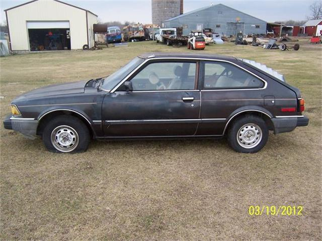 1982 Honda Accord