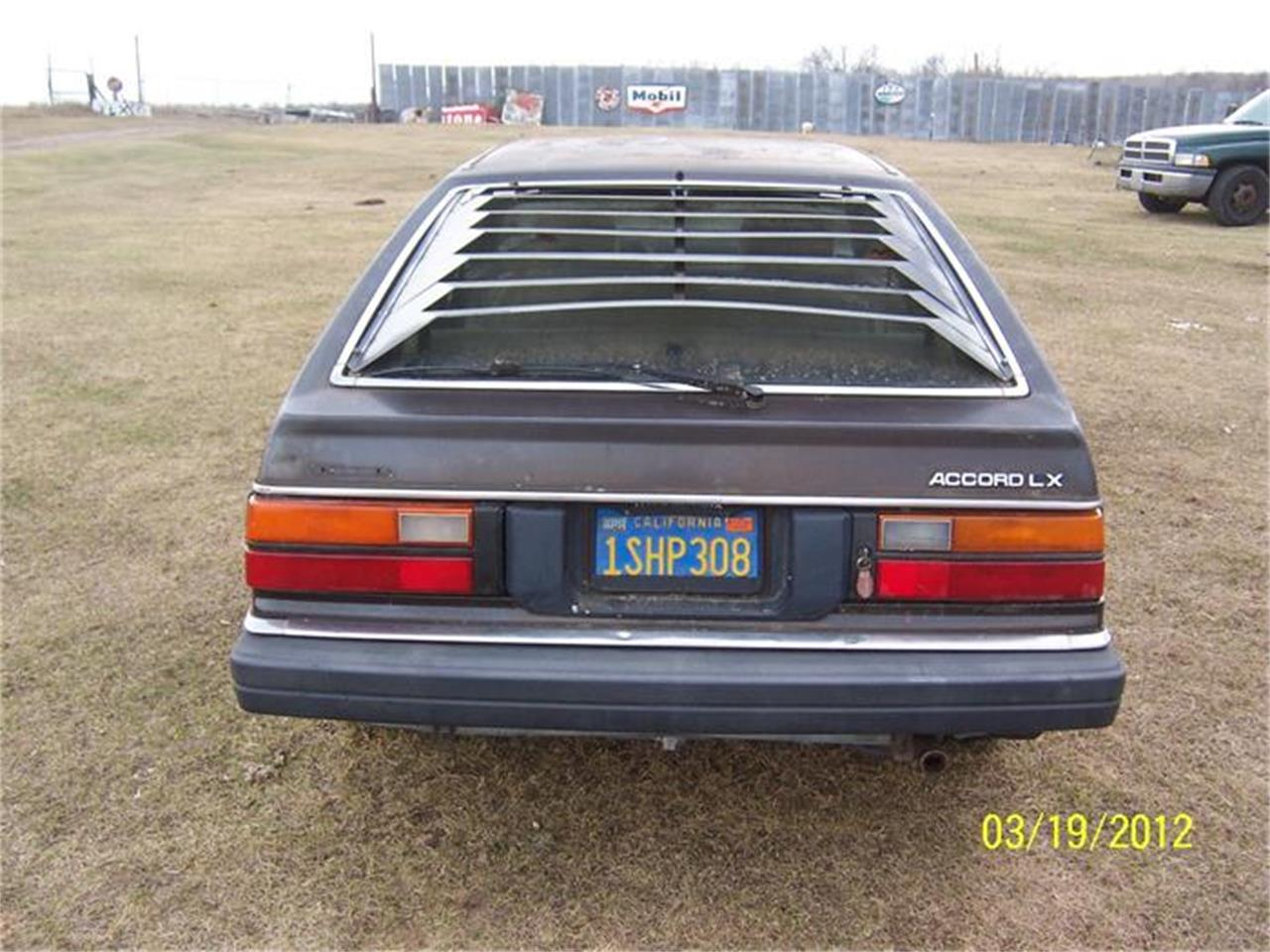 1982 Honda Accord (CC-327857) for sale in Parkers Prairie, Minnesota