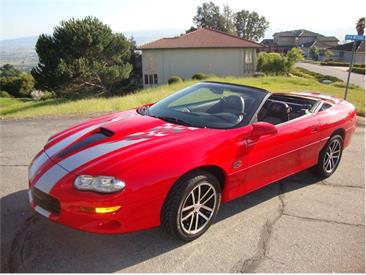 2002 Chevrolet Camaro SS Z28 (CC-344086) for sale in Morgan Hill, California