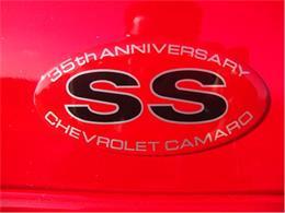 2002 Chevrolet Camaro SS Z28 (CC-344086) for sale in Morgan Hill, California