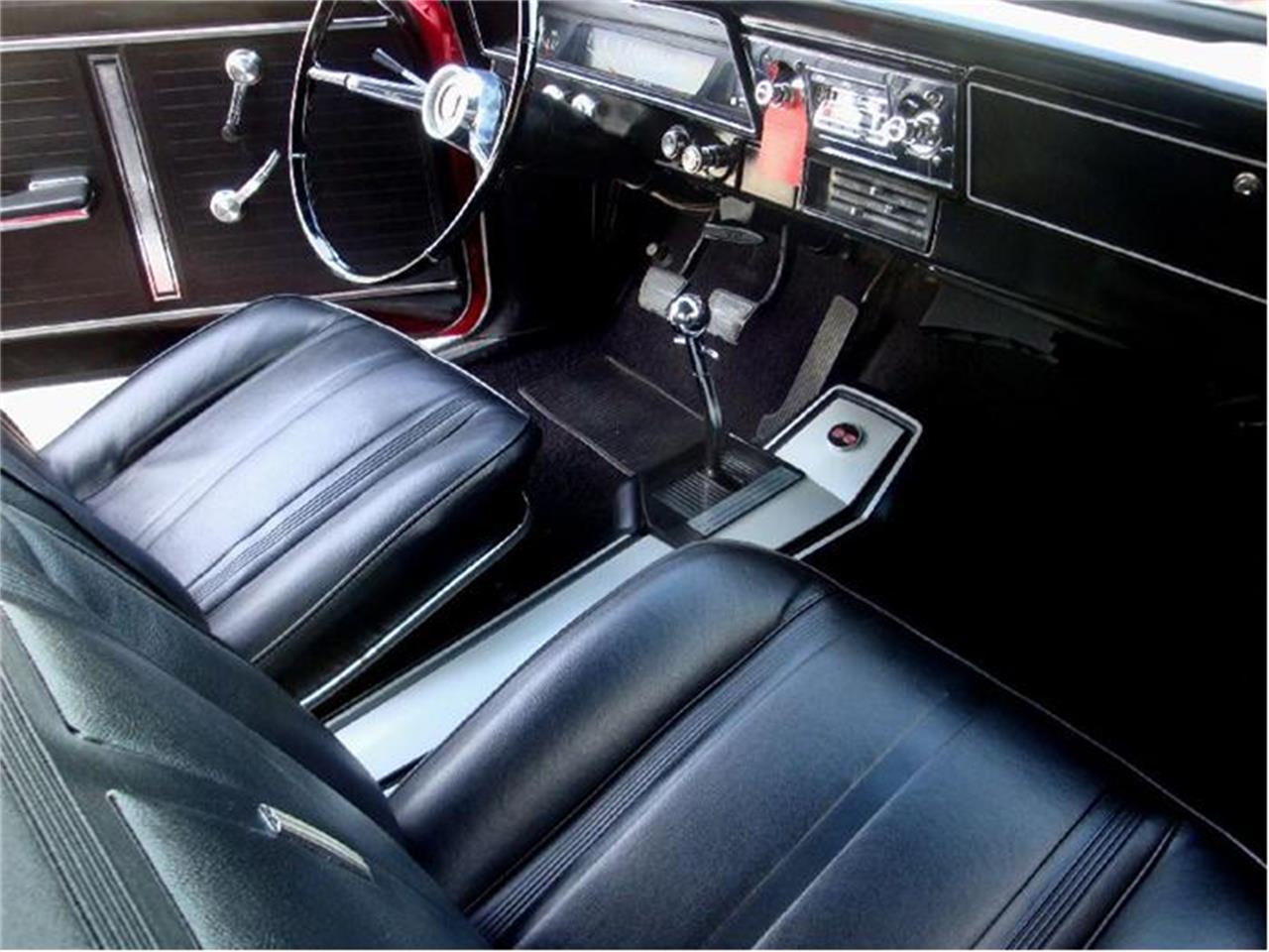 1966 Chevrolet Nova (CC-348059) for sale in Old Forge, Pennsylvania
