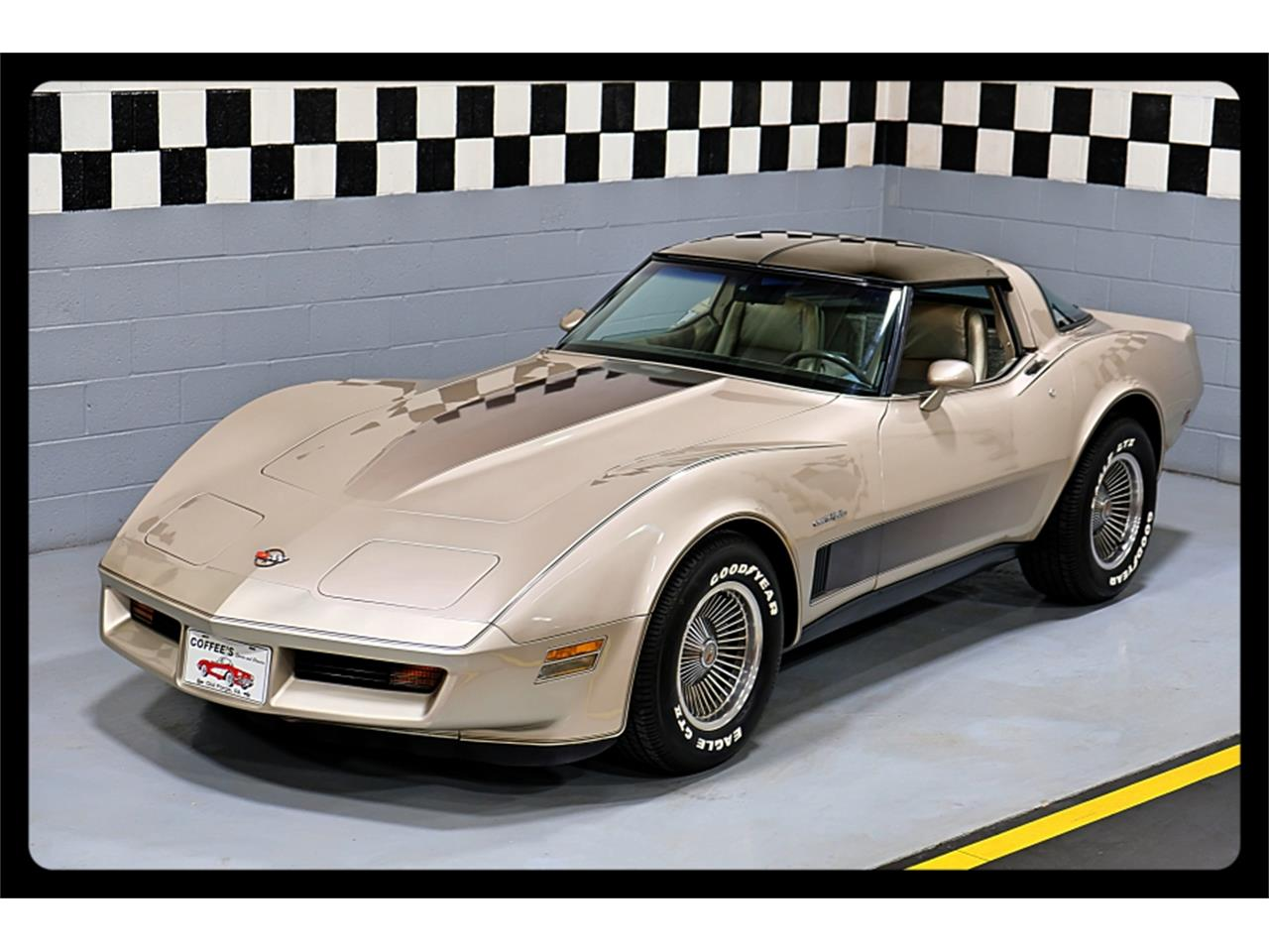1982 Chevrolet Corvette (CC-348059) for sale in Old Forge, Pennsylvania