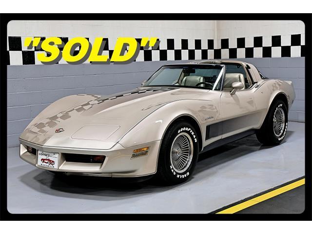 1982 Chevrolet Corvette (CC-348059) for sale in Old Forge, Pennsylvania