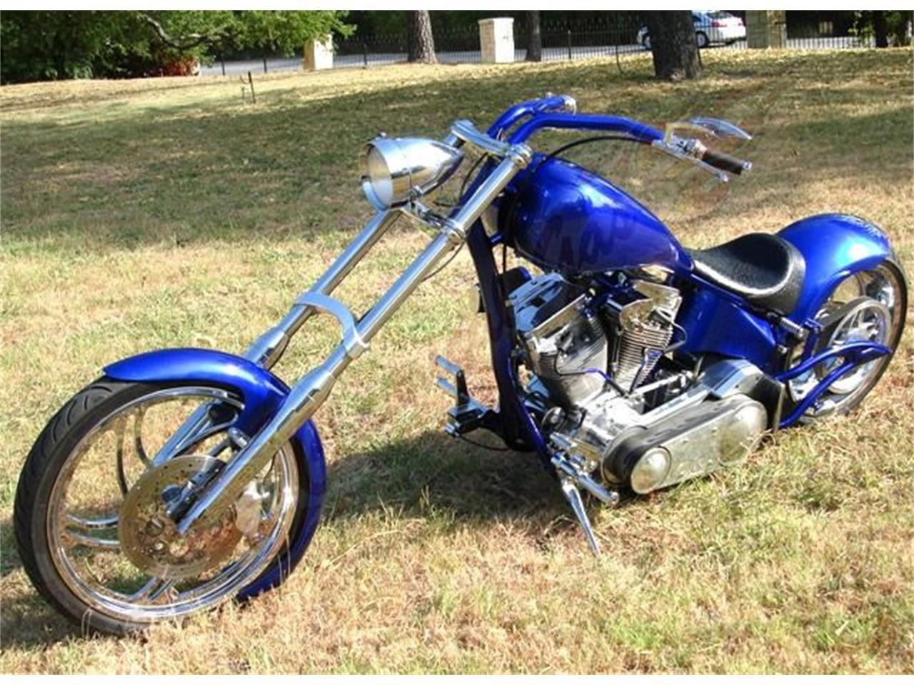 2003 Custom Motorcycle (CC-352386) for sale in Arlington, Texas
