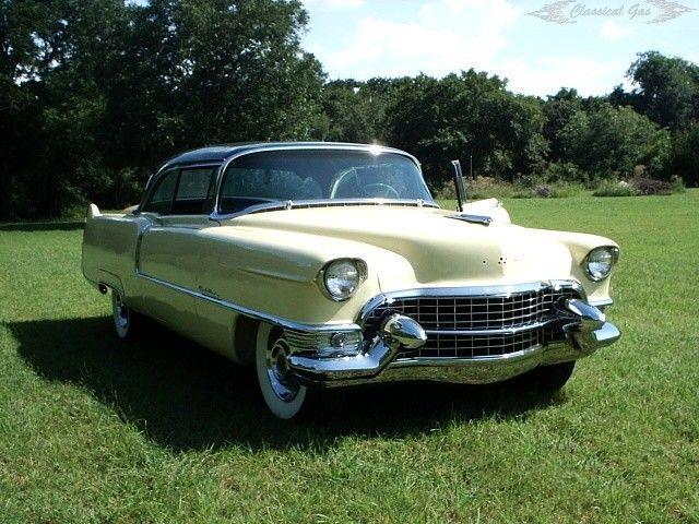 1955 Cadillac Series 62 (CC-352408) for sale in Arlington, Texas