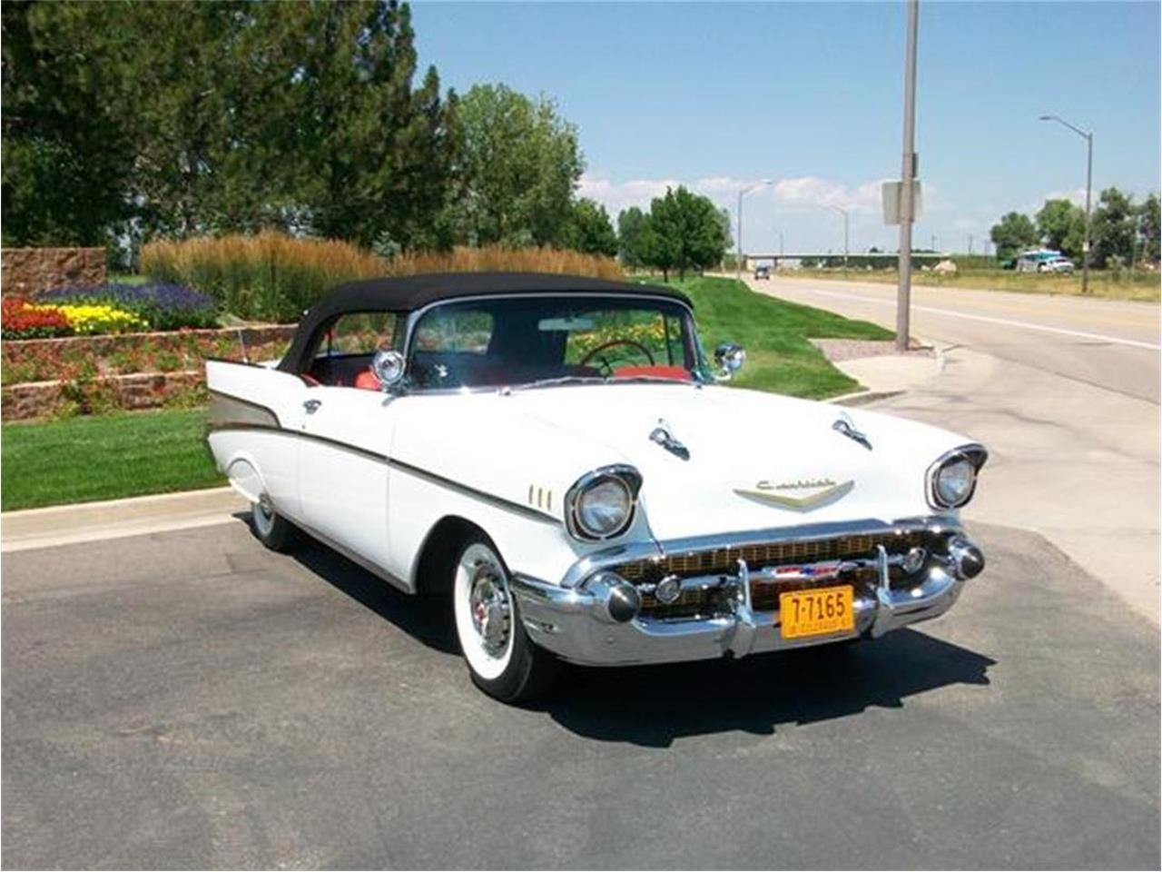 1957 Chevrolet Bel Air (CC-357071) for sale in Wellington, Colorado