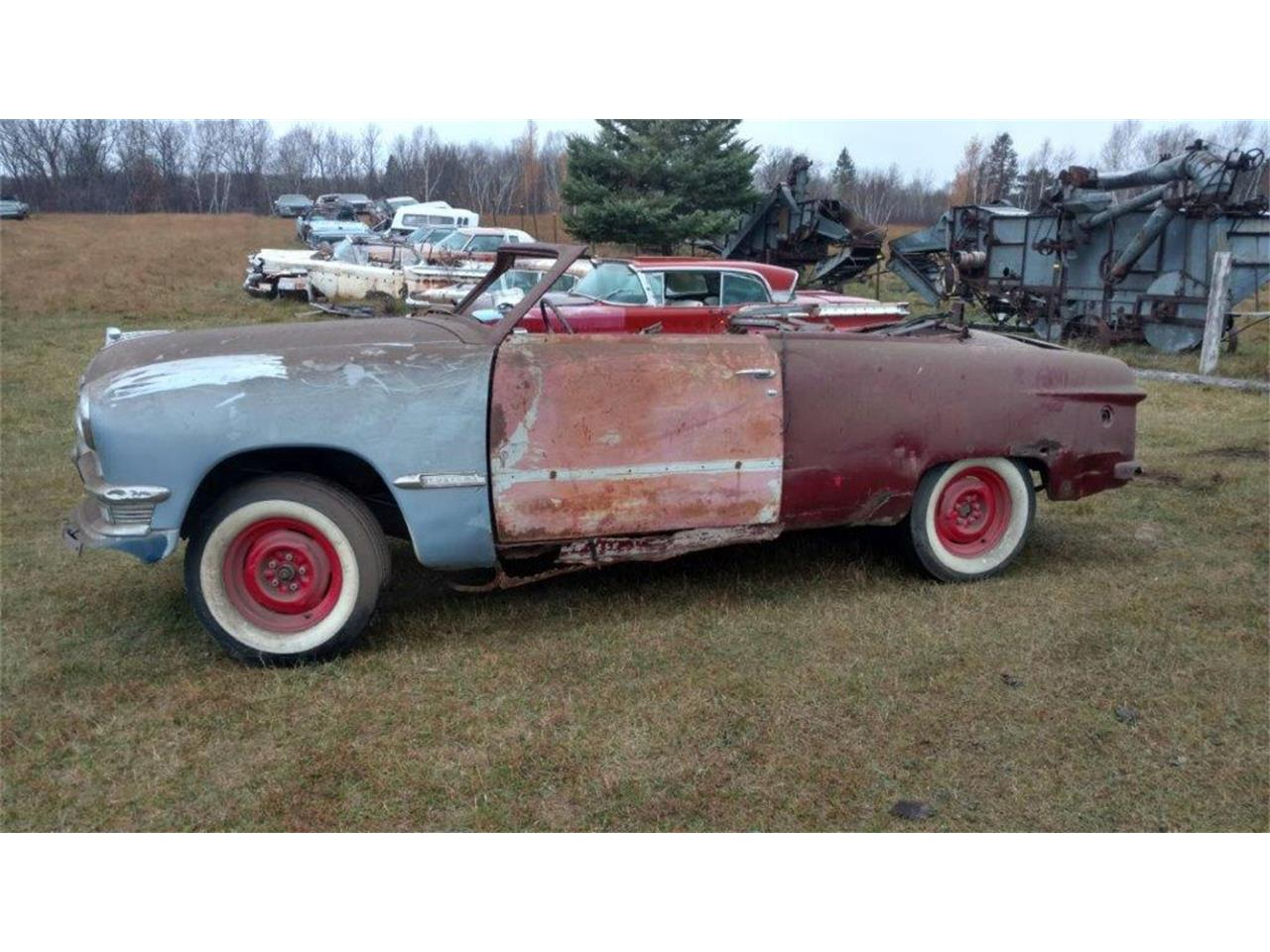 1949 Ford Convertible (CC-367490) for sale in Parkers Prairie, Minnesota