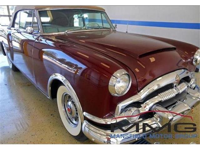 1953 Packard Caribbean (CC-368227) for sale in Mansfield, Ohio