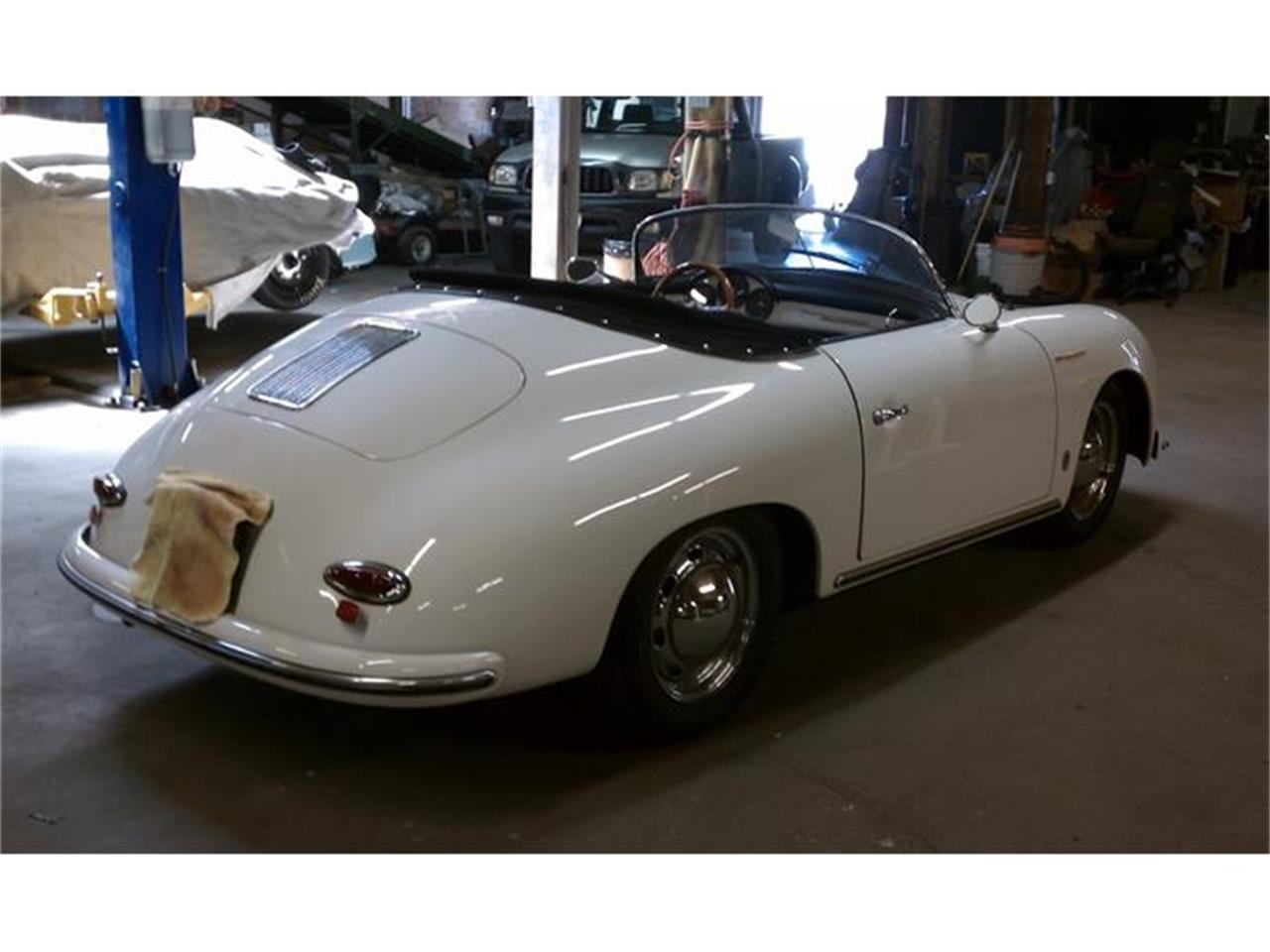 1957 Porsche 356 (CC-386082) for sale in San Diego, California