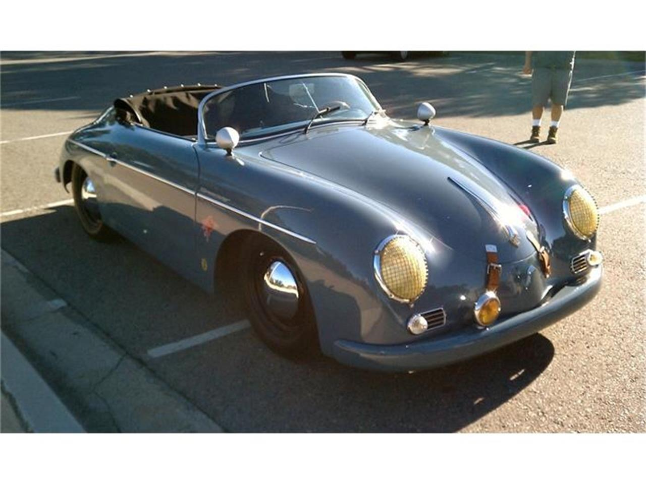 1957 Porsche Speedster (CC-386873) for sale in San Diego, California