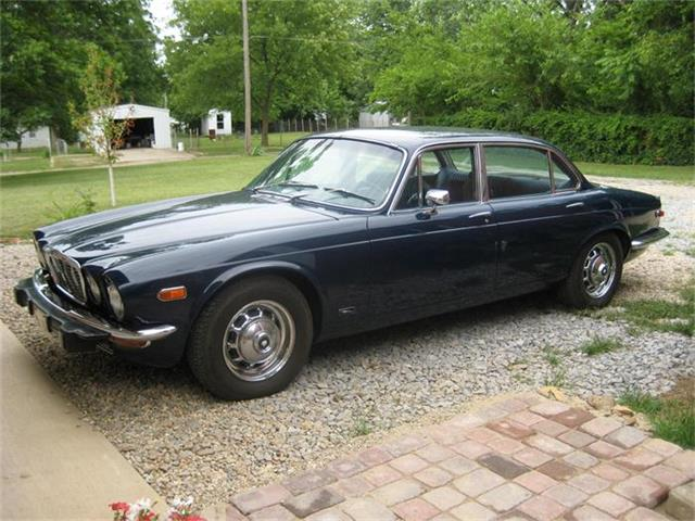 1973 Jaguar XJ12 (CC-393646) for sale in Grayville, Illinois