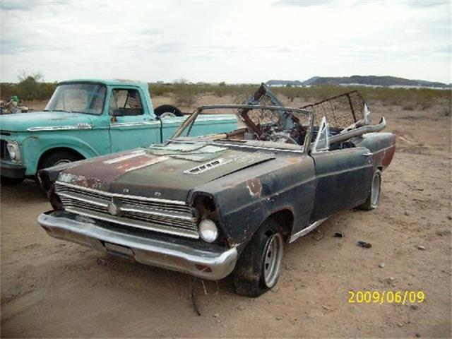1966 Ford Fairlane (CC-396959) for sale in Phoenix, Arizona