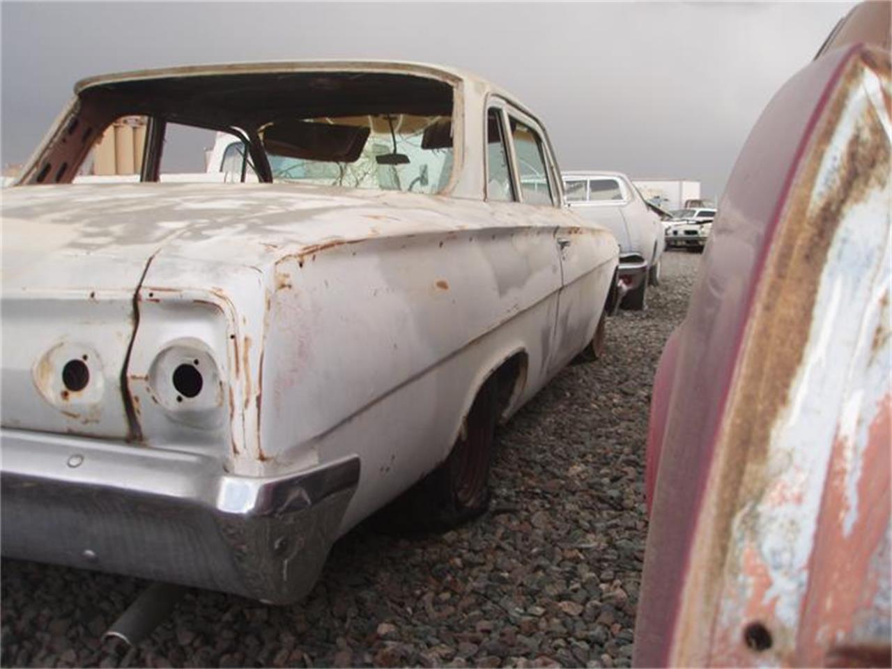 1962 Chevrolet Bel Air (CC-396972) for sale in Phoenix, Arizona