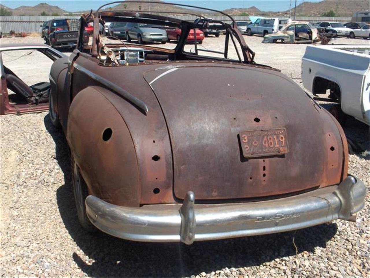 1942 DeSoto Unspecified (CC-397002) for sale in Phoenix, Arizona