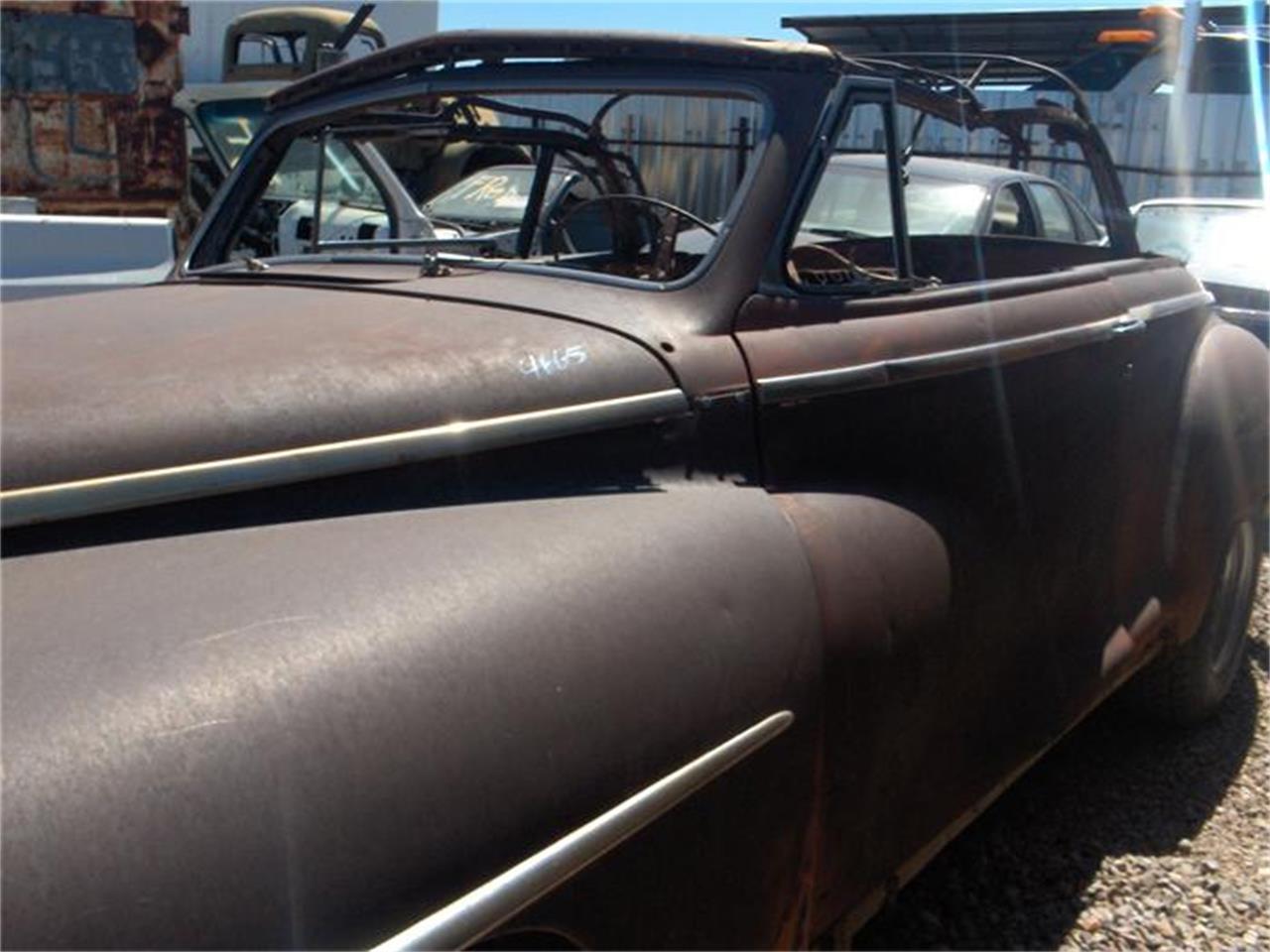 1942 DeSoto Custom (CC-397002) for sale in Phoenix, Arizona