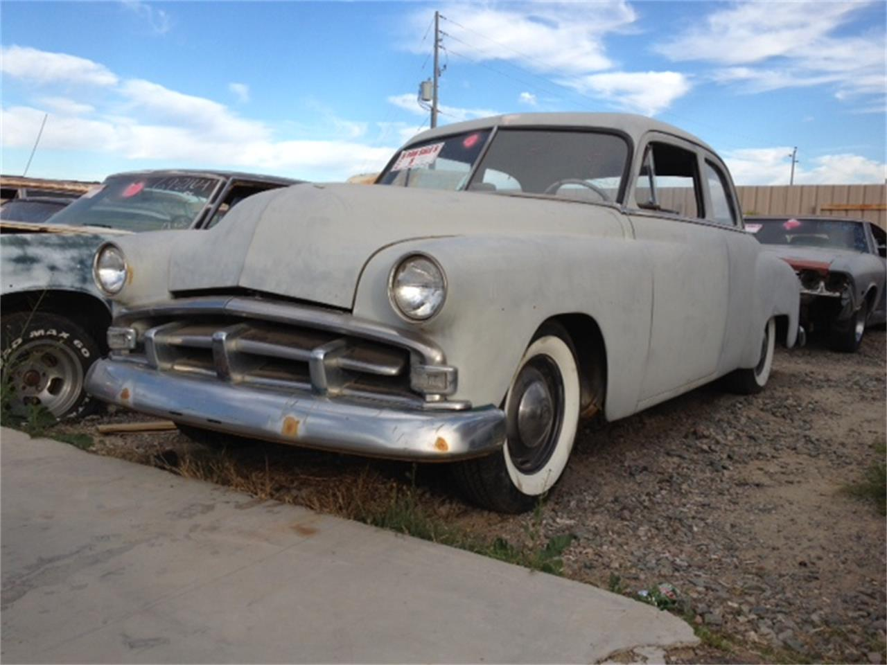 1951 Plymouth Belvedere (CC-397010) for sale in Phoenix, Arizona