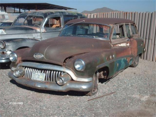 1952 Buick Antique (CC-397091) for sale in Phoenix, Arizona