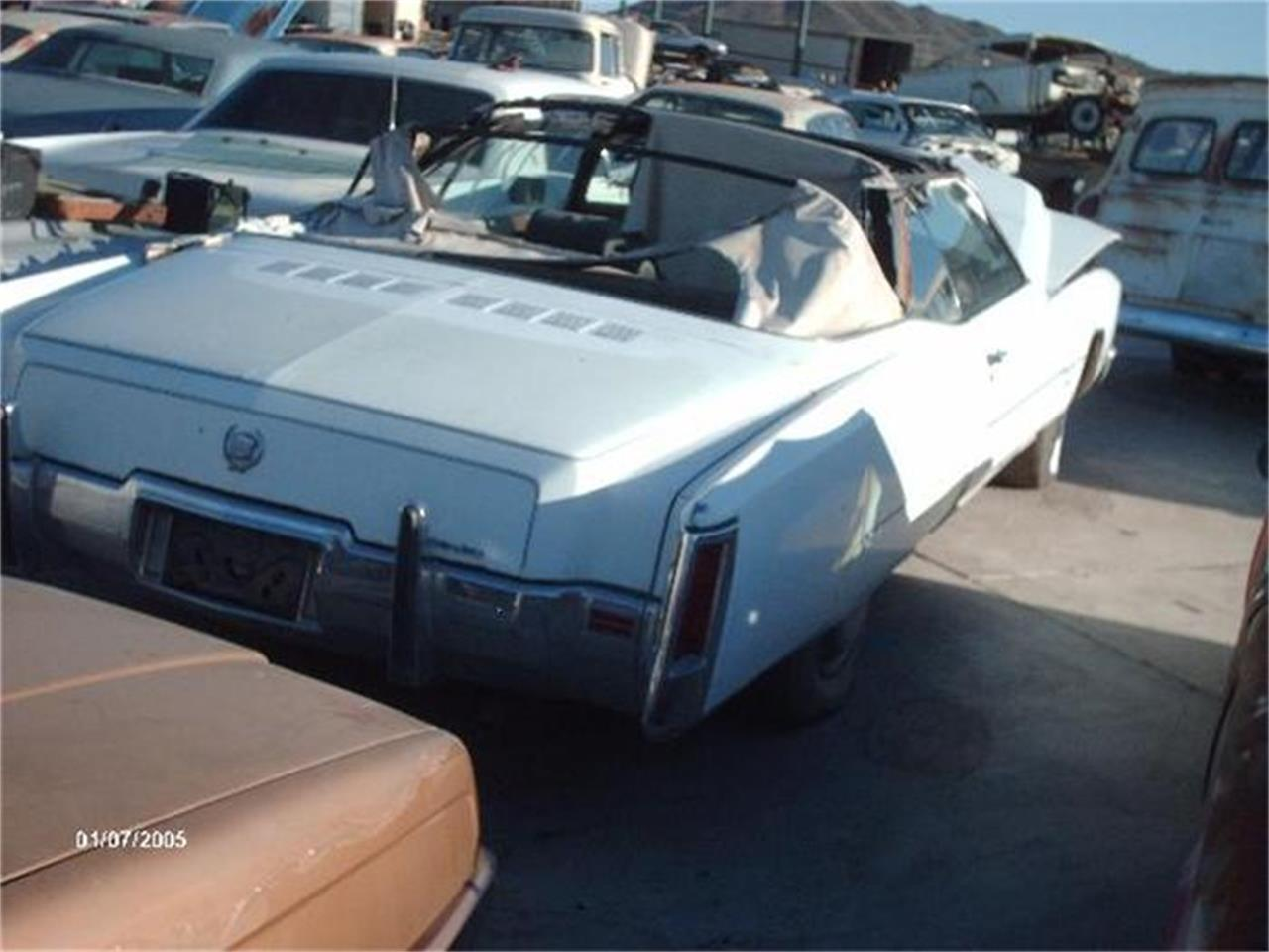 1974 Cadillac Eldorado (CC-397095) for sale in Phoenix, Arizona
