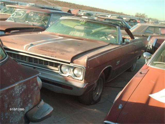 1969 Plymouth Fury (CC-397097) for sale in Phoenix, Arizona