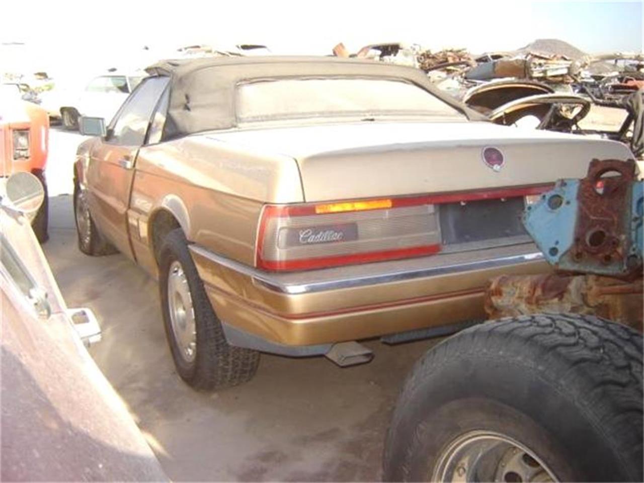1987 Cadillac Allante (CC-397123) for sale in Phoenix, Arizona