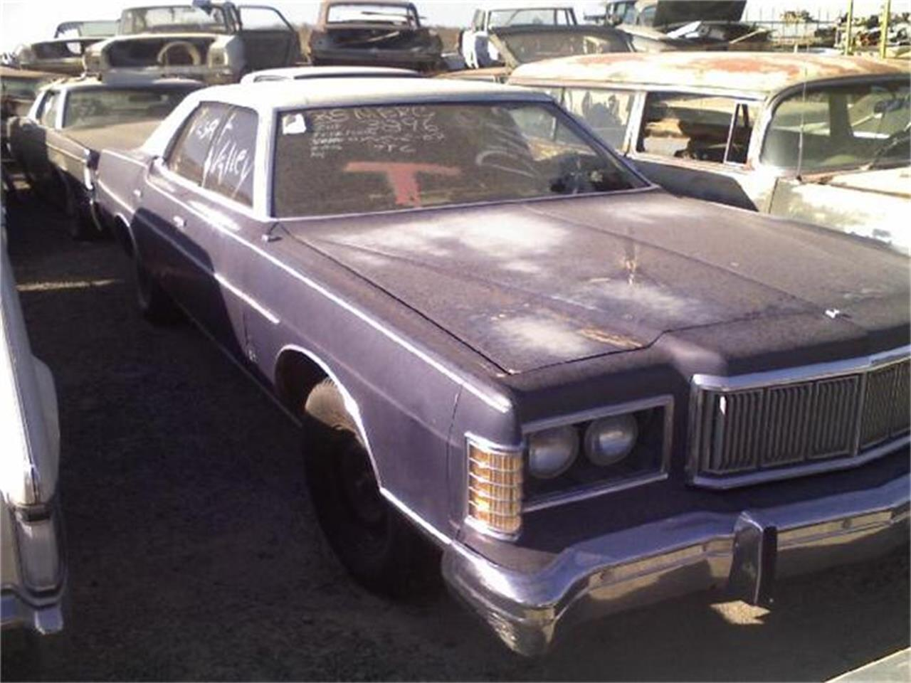 1978 Mercury Marquis (CC-397124) for sale in Phoenix, Arizona