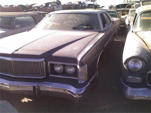 1978 Mercury Marquis (CC-397124) for sale in Phoenix, Arizona