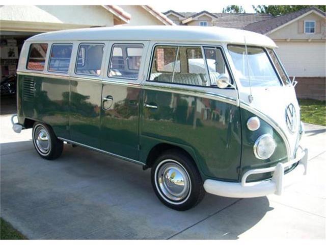 1966 Volkswagen Bus (CC-404177) for sale in Woodstock, Connecticut