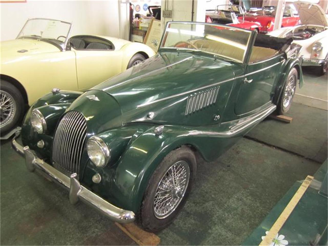 1961 Morgan Plus 4 (CC-406917) for sale in Stratford, Connecticut