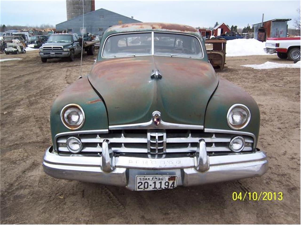 1949 Lincoln 4-Dr Sedan (CC-407535) for sale in Parkers Prairie, Minnesota