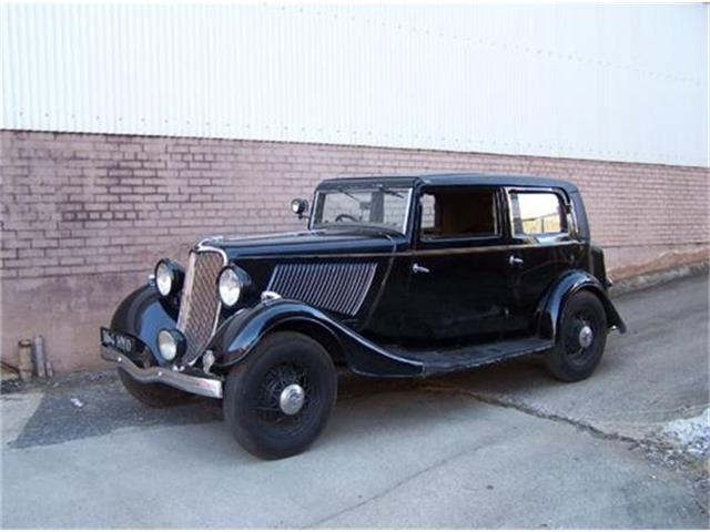 1934 Ford Sedan (CC-408193) for sale in Lynchburg, Virginia