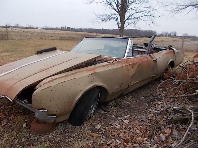 1965 Oldsmobile Dynamic 88 (CC-415929) for sale in Creston, Ohio
