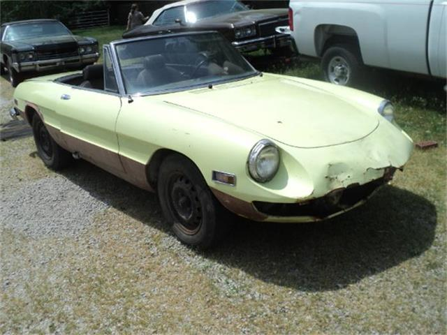 1971 Alfa Romeo 2000 Spider Veloce (CC-421454) for sale in Creston, Ohio