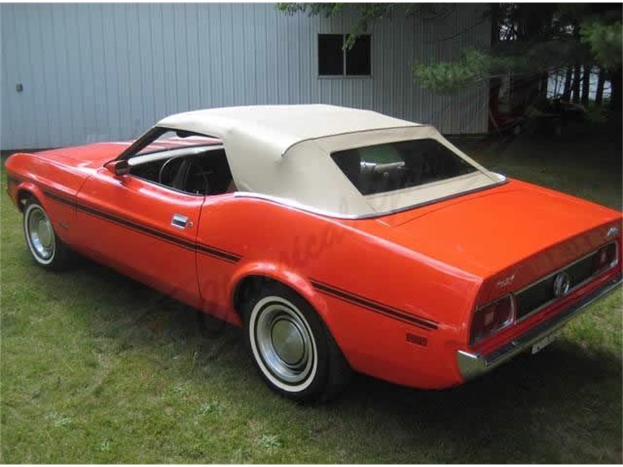 1973 Ford Mustang (CC-427571) for sale in Arlington, Texas