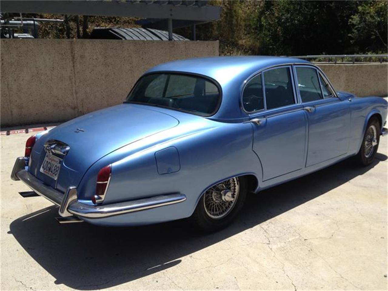 1967 Jaguar 420 for Sale | ClassicCars.com | CC-427735