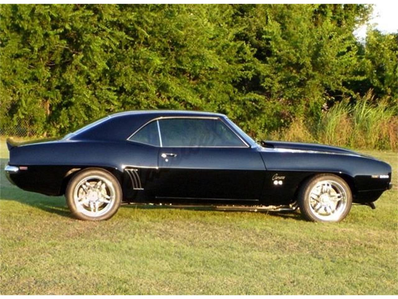 1969 Chevrolet Camaro (CC-428208) for sale in Arlington, Texas