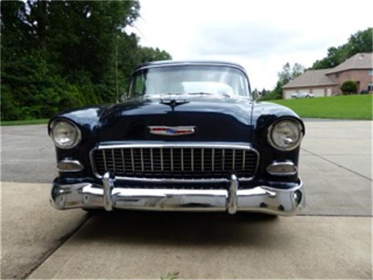 1955 Chevrolet 2-Dr Sedan (CC-428939) for sale in Butler, Pennsylvania