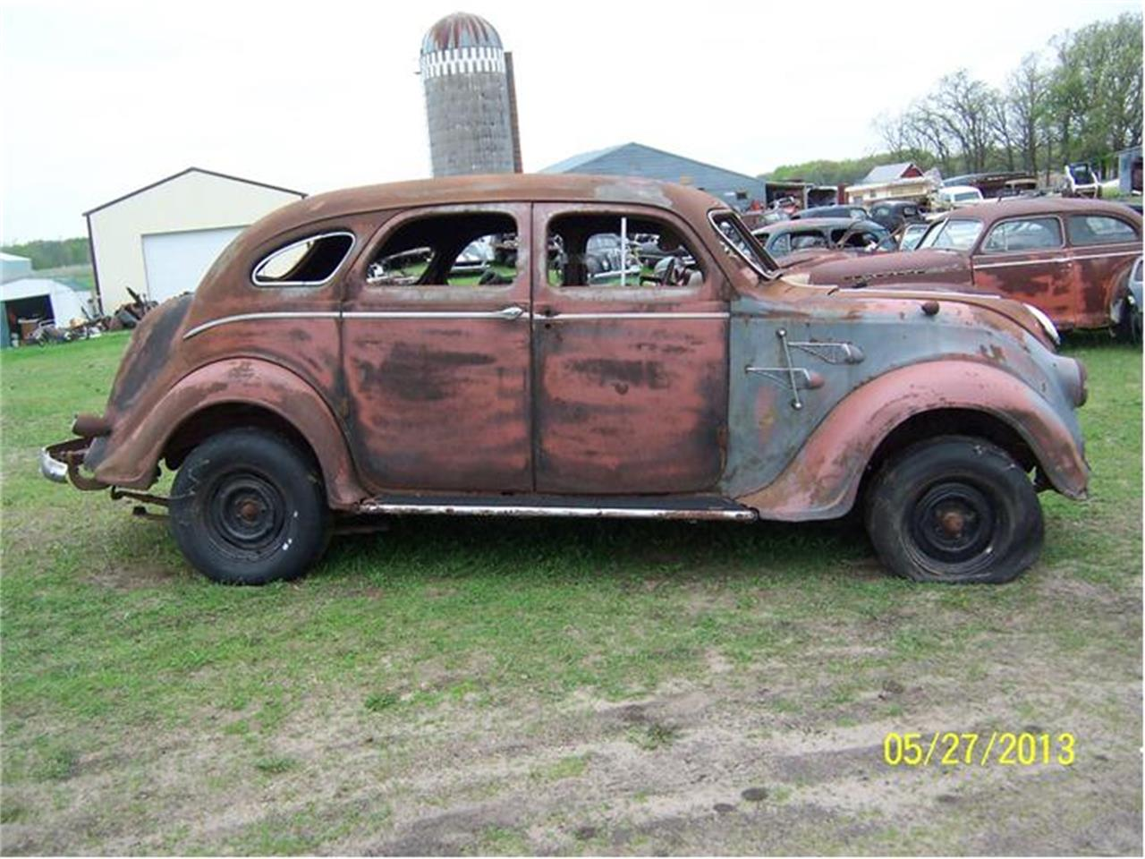 1936 DeSoto Airflow (CC-420095) for sale in Parkers Prairie, Minnesota