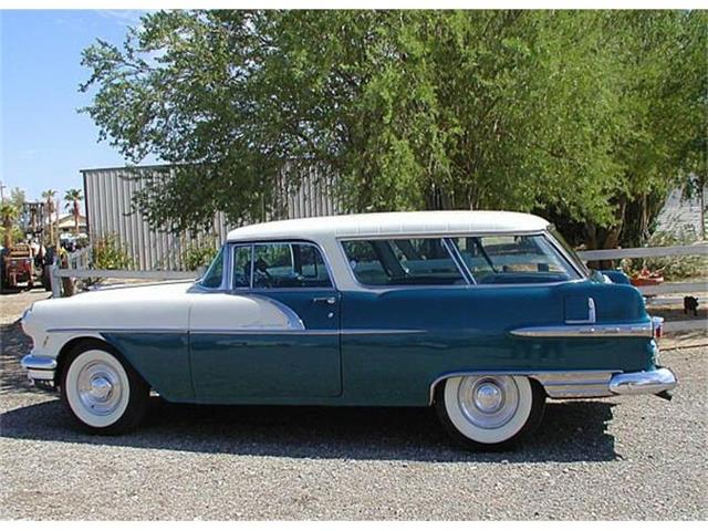 1956 Pontiac Safari (CC-429861) for sale in Quartzsite, Arizona