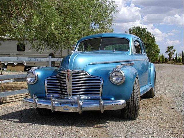 1941 Buick Roadmaster (CC-433955) for sale in Quartzsite, Arizona