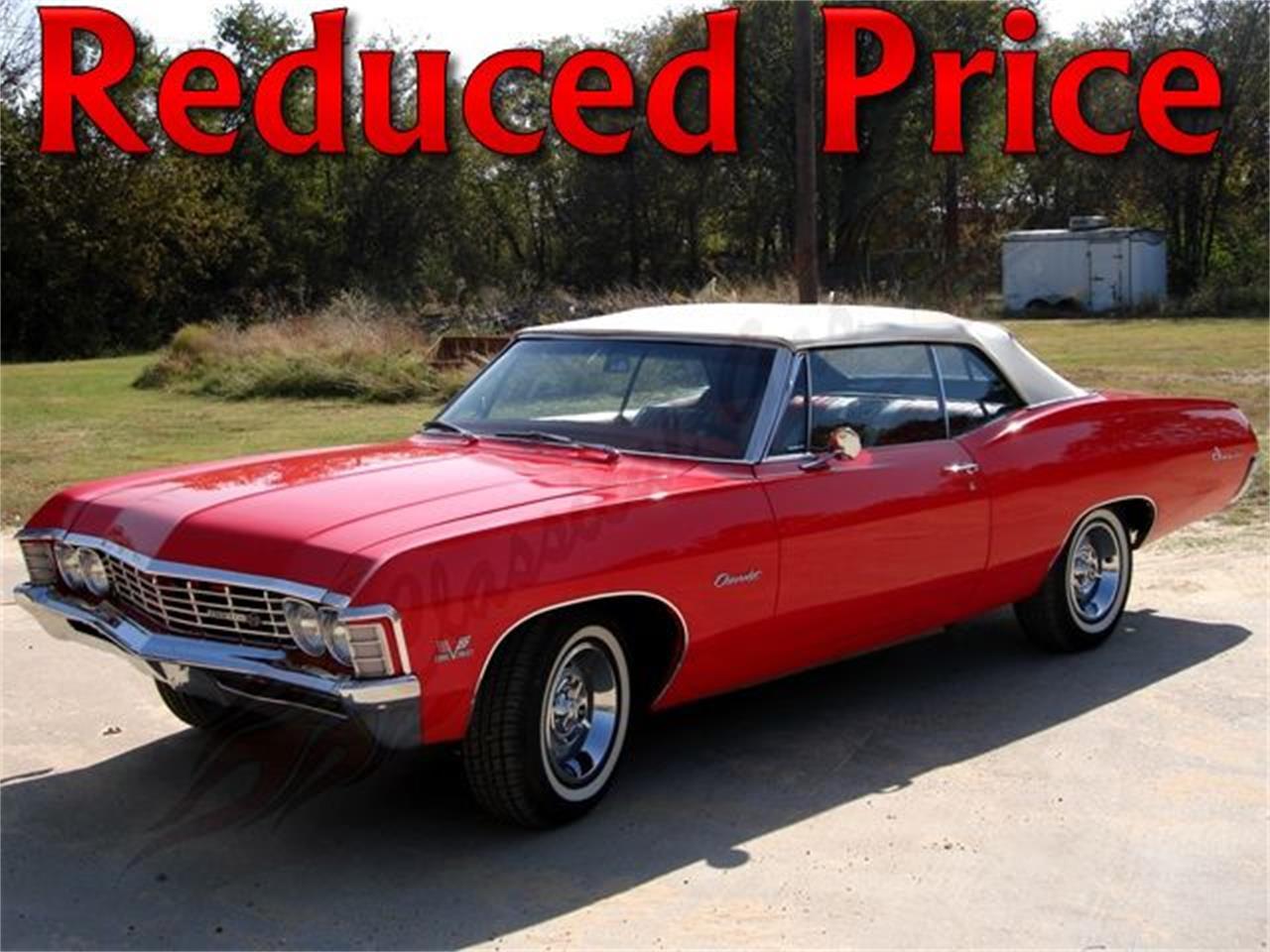 1967 Chevrolet Impala Ss For Sale Classiccars Com Cc 434710