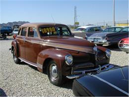 1941 Studebaker 4-Dr (CC-436651) for sale in Quartzsite, Arizona