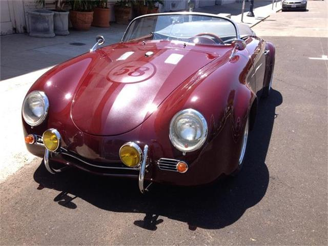 1958 Porsche Speedster (CC-439058) for sale in San Diego, California