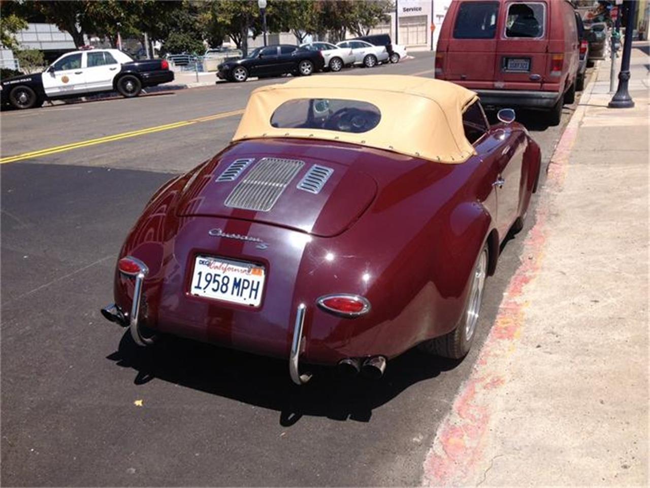 1958 Porsche Speedster (CC-439058) for sale in San Diego, California