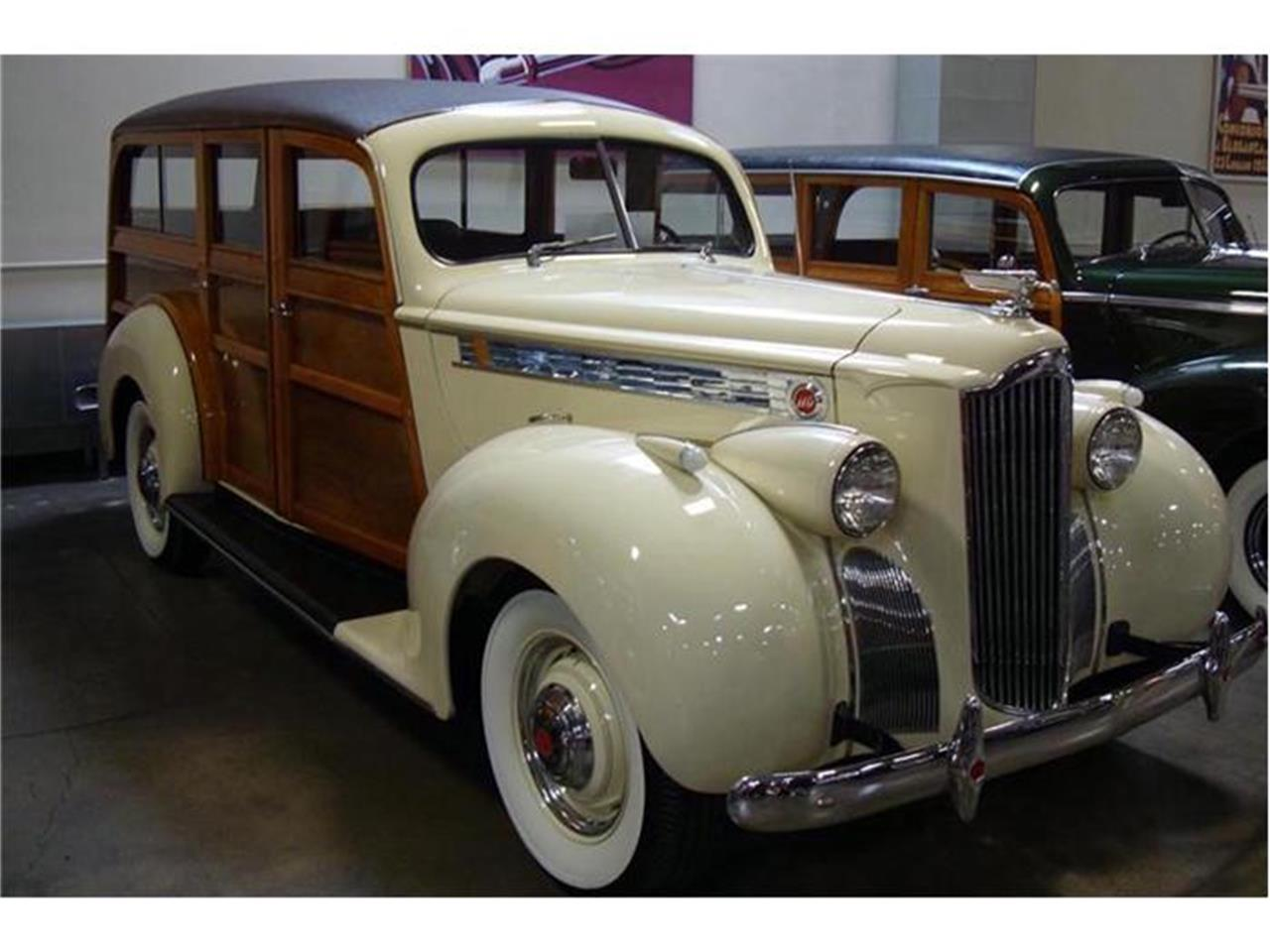 1940 Packard 110 (CC-440017) for sale in Costa Mesa, California