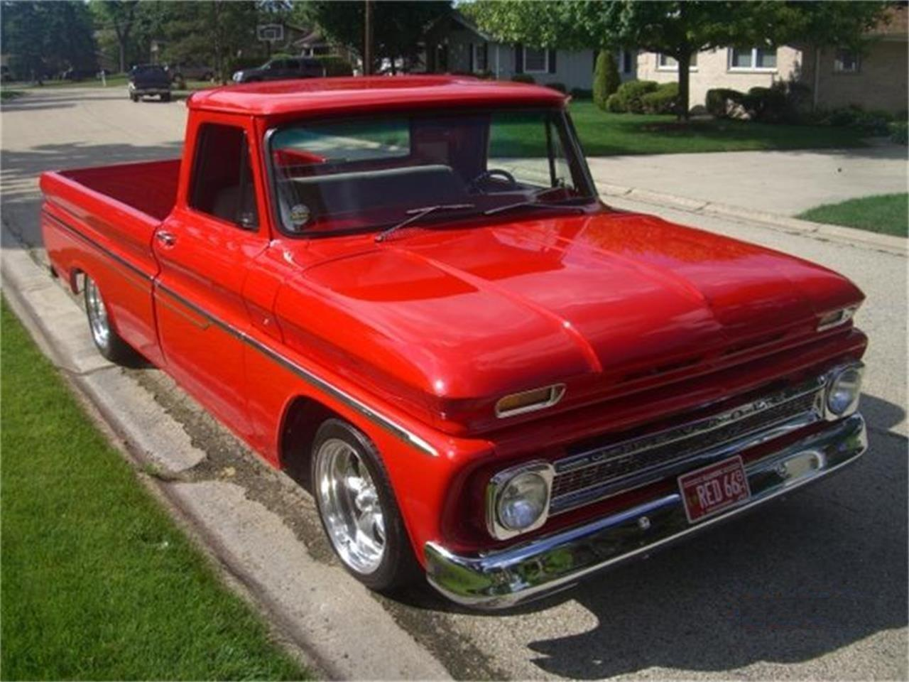 1966 Chevrolet Pickup (CC-442775) for sale in Lake Zurich, Illinois