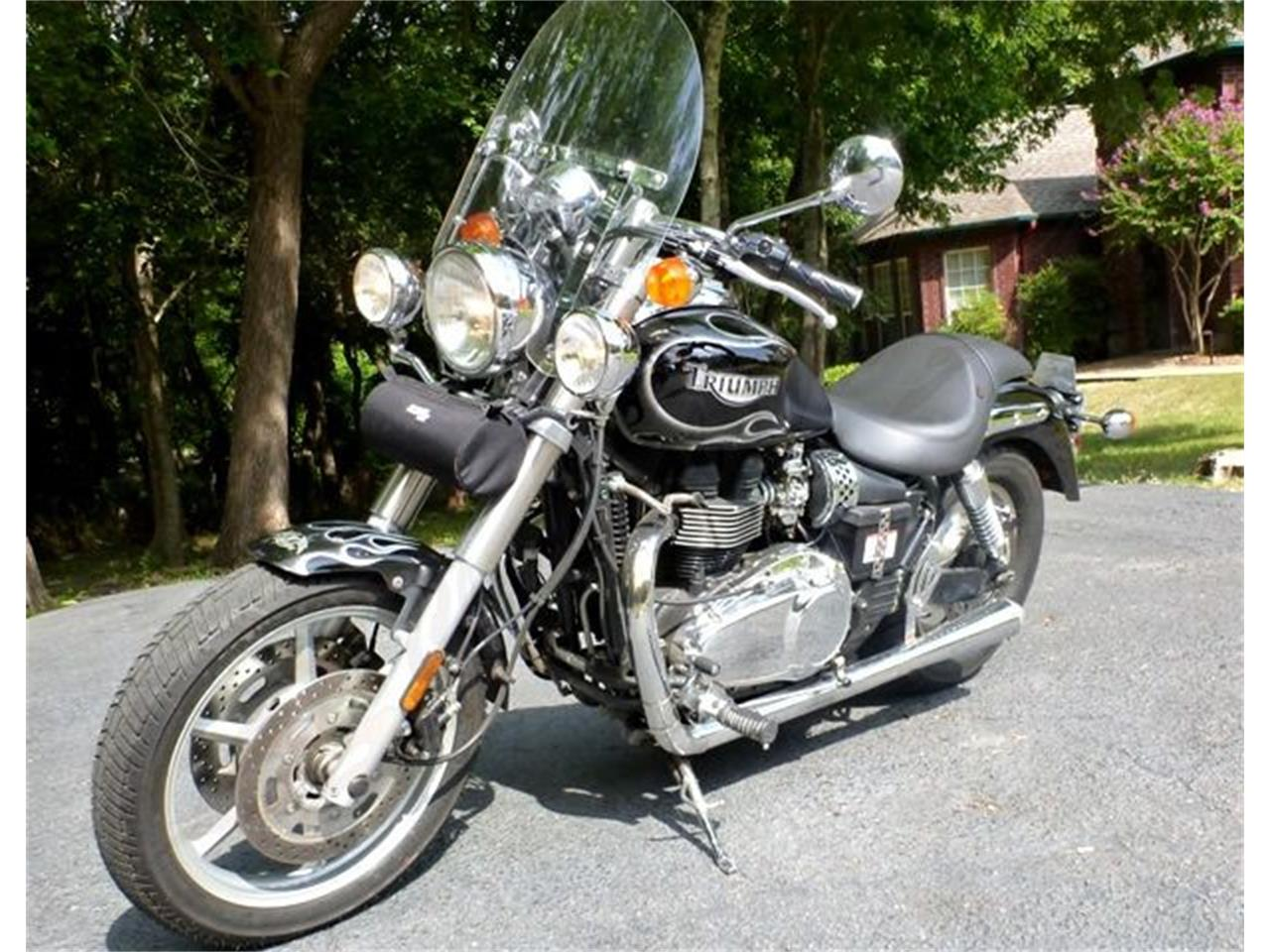 2004 Triumph Motorcycle (CC-444355) for sale in Arlington, Texas