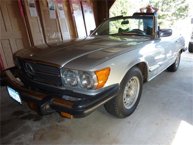 1978 Mercedes-Benz 450SL (CC-445738) for sale in Prior Lake, Minnesota