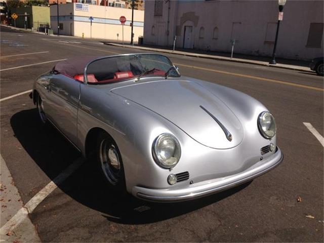 1957 Porsche Speedster (CC-445817) for sale in San Diego, California