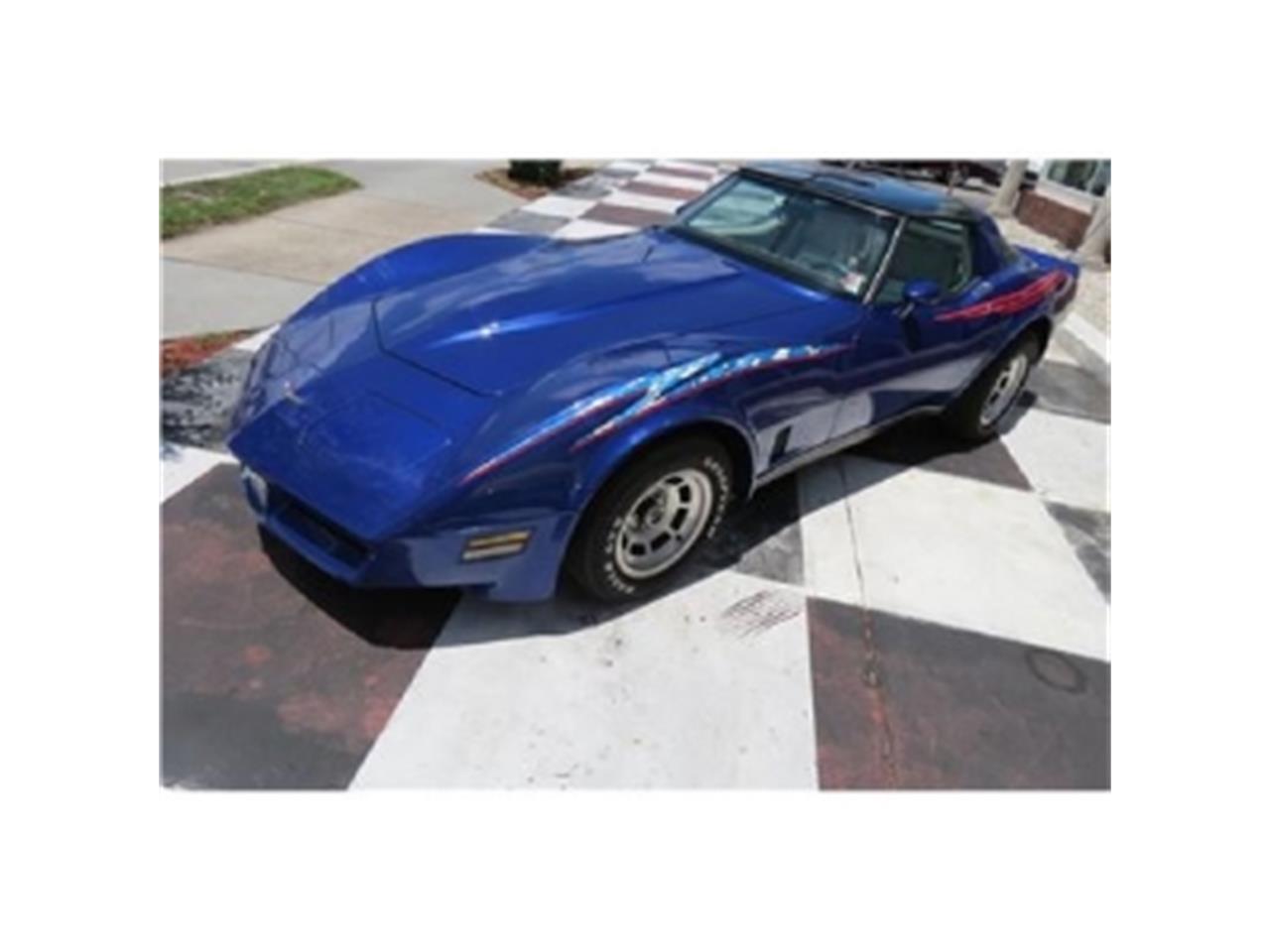 1980 Chevrolet Corvette (CC-440606) for sale in Miami, Florida